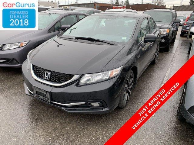 2015 Honda Civic Touring (Stk: 16127A) in North York - Image 1 of 1