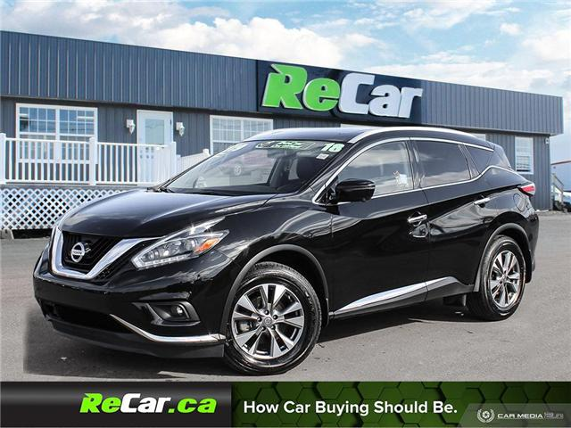 2018 Nissan Murano SL (Stk: 190421A) in Fredericton - Image 1 of 26
