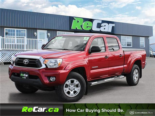 2013 Toyota Tacoma V6 (Stk: 190402a) in Fredericton - Image 1 of 24