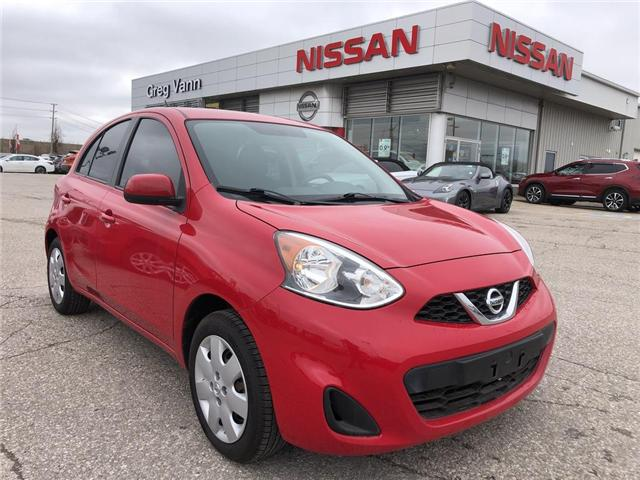 2015 Nissan Micra SV (Stk: P2563) in Cambridge - Image 1 of 26