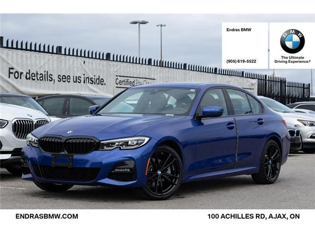 2019 BMW 330i xDrive (Stk: 35480) in Ajax - Image 1 of 21
