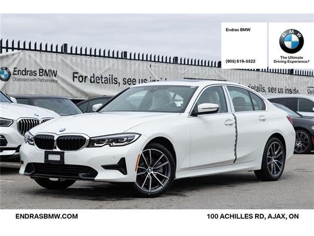 2019 BMW 330i xDrive (Stk: 35492) in Ajax - Image 1 of 22