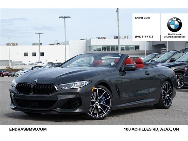 2019 BMW M850 i xDrive (Stk: 83033) in Ajax - Image 1 of 22
