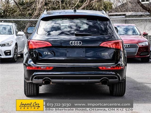 2017 Audi Q5 3.0T Progressiv (Stk: 007982) in Ottawa - Image 7 of 30