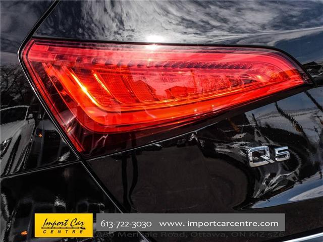 2017 Audi Q5 3.0T Progressiv (Stk: 007982) in Ottawa - Image 9 of 30
