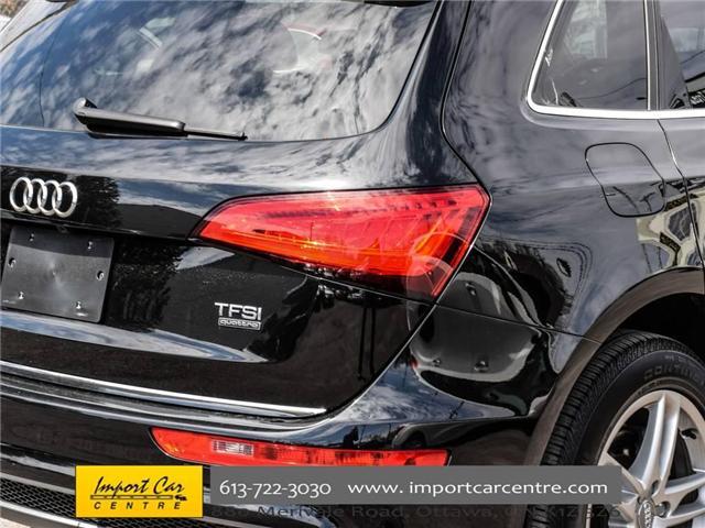 2017 Audi Q5 3.0T Progressiv (Stk: 007982) in Ottawa - Image 10 of 30