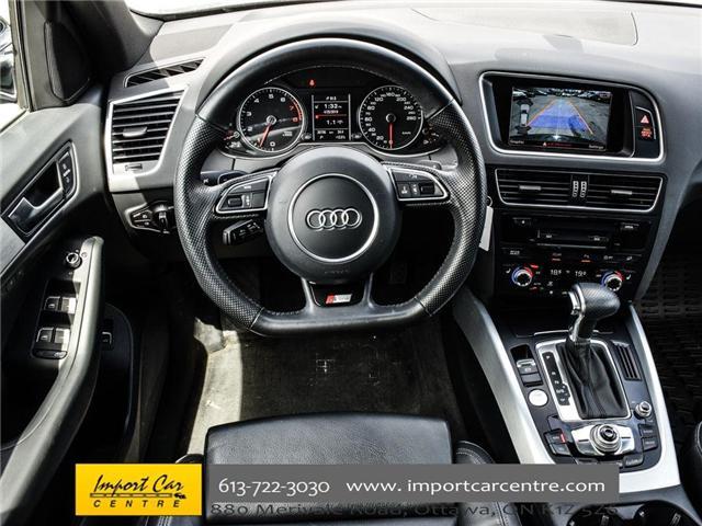 2017 Audi Q5 3.0T Progressiv (Stk: 007982) in Ottawa - Image 19 of 30
