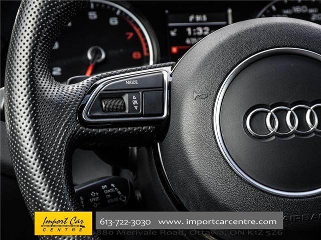 2017 Audi Q5 3.0T Progressiv (Stk: 007982) in Ottawa - Image 20 of 30