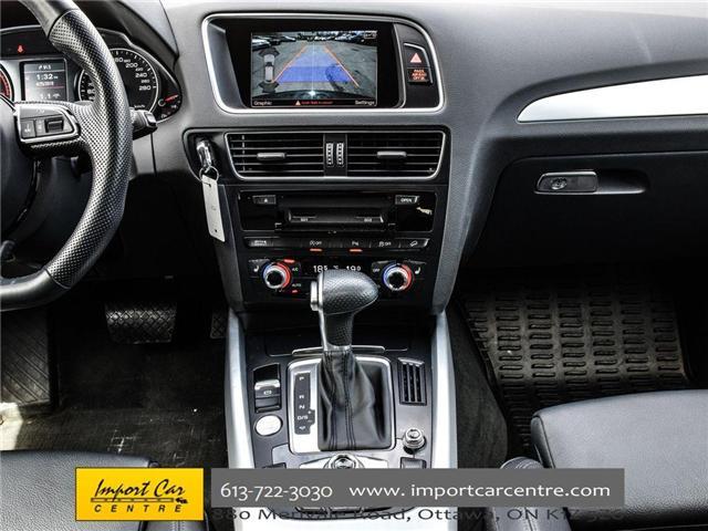 2017 Audi Q5 3.0T Progressiv (Stk: 007982) in Ottawa - Image 25 of 30