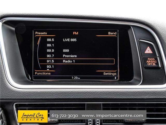2017 Audi Q5 3.0T Progressiv (Stk: 007982) in Ottawa - Image 27 of 30