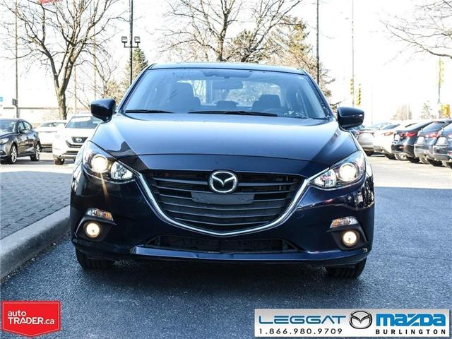 2015 Mazda Mazda3 GS- ONE OWNER, BLUETOOTH, MOONROOF (Stk: 194628A) in Burlington - Image 2 of 23