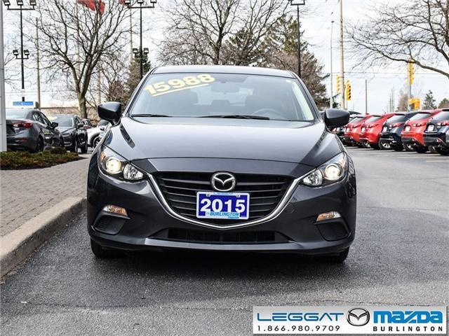 2015 Mazda Mazda3 GS-AUTOMATIC, BLUETOOTH, REAR CAMERA, A/C (Stk: 1868) in Burlington - Image 2 of 21