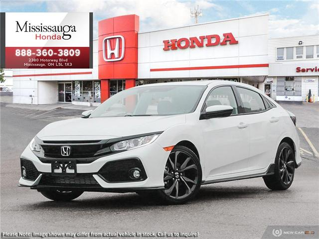 2019 Honda Civic Sport (Stk: 326034) in Mississauga - Image 1 of 23