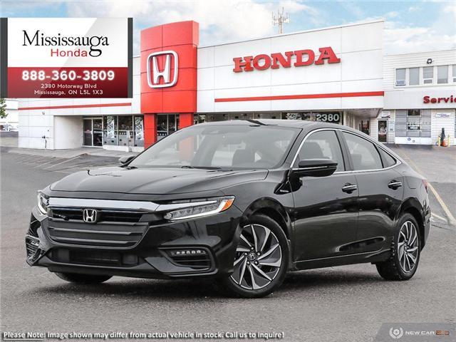 2019 Honda Insight Touring (Stk: 326158) in Mississauga - Image 1 of 23