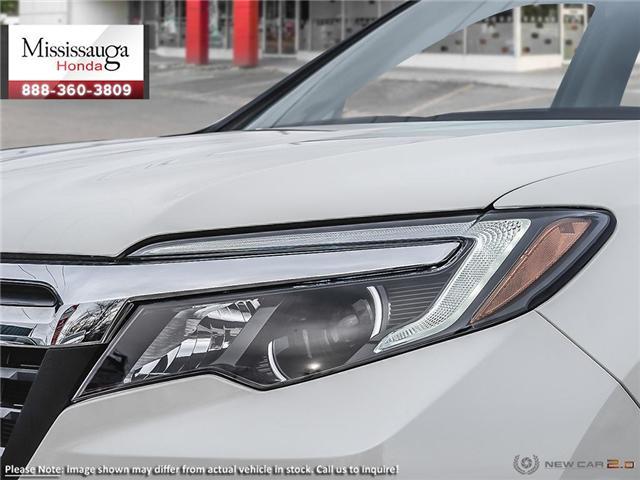 2019 Honda Ridgeline EX-L (Stk: 325633) in Mississauga - Image 10 of 22