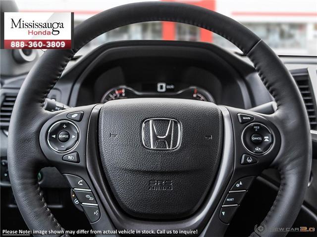 2019 Honda Ridgeline EX-L (Stk: 325633) in Mississauga - Image 12 of 22