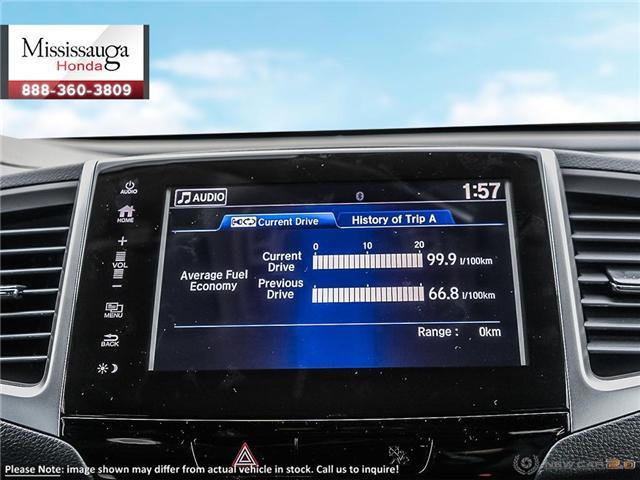 2019 Honda Ridgeline EX-L (Stk: 325633) in Mississauga - Image 17 of 22