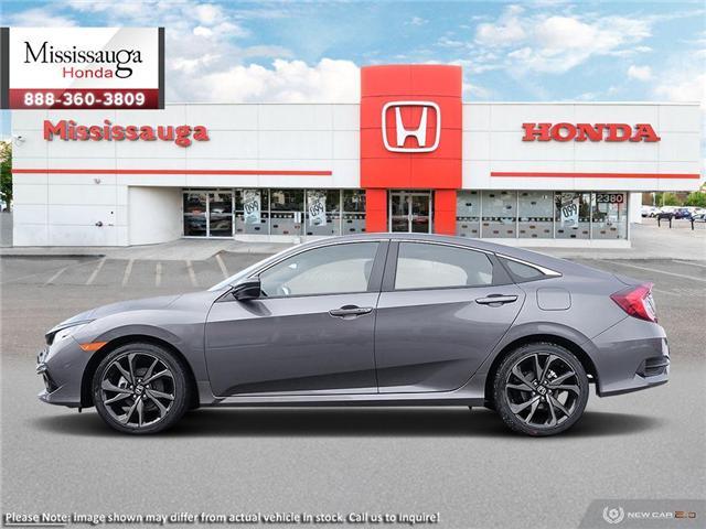 2019 Honda Civic Sport (Stk: 326113) in Mississauga - Image 3 of 23