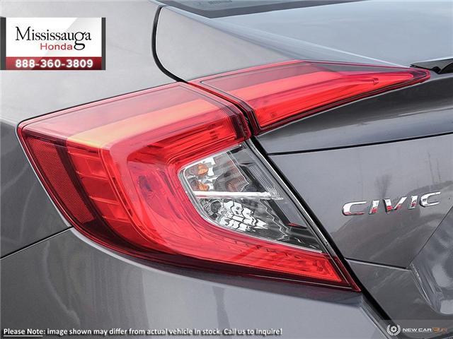 2019 Honda Civic Sport (Stk: 326113) in Mississauga - Image 11 of 23