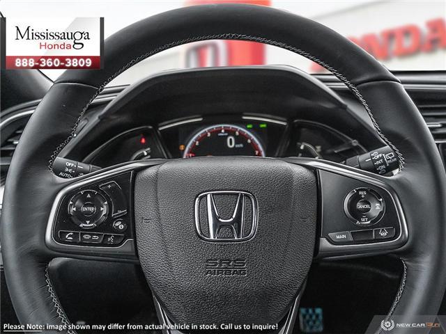 2019 Honda Civic Sport Touring (Stk: 326005) in Mississauga - Image 13 of 25