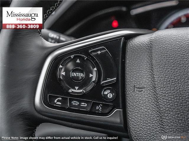 2019 Honda Civic Sport Touring (Stk: 326005) in Mississauga - Image 15 of 25