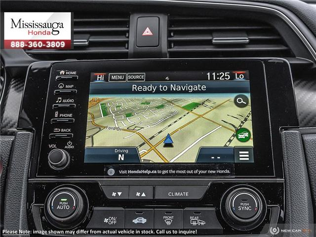 2019 Honda Civic Sport Touring (Stk: 326005) in Mississauga - Image 18 of 25