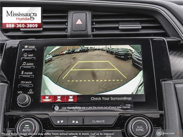 2019 Honda Civic Sport Touring (Stk: 326005) in Mississauga - Image 24 of 25