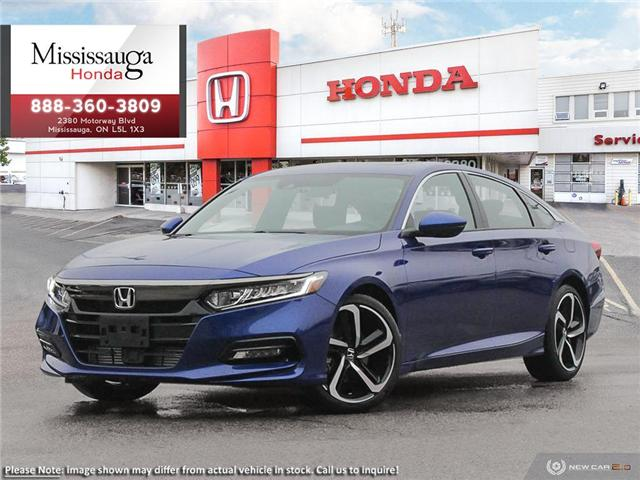 2019 Honda Accord Sport 1.5T (Stk: 326042) in Mississauga - Image 1 of 23