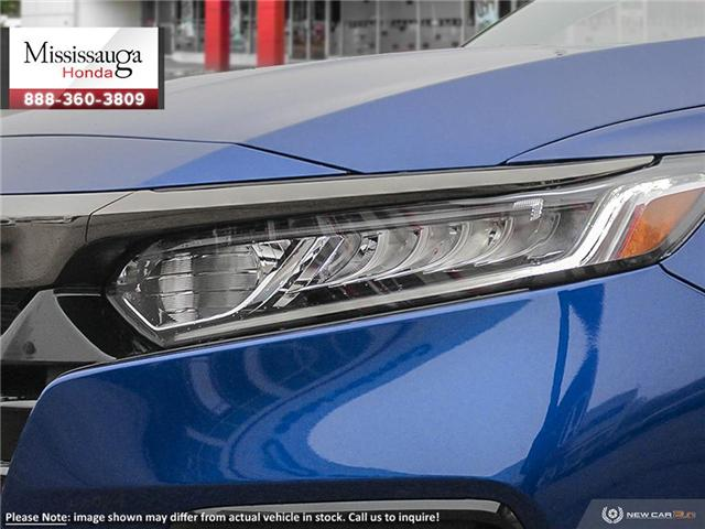 2019 Honda Accord Sport 1.5T (Stk: 326042) in Mississauga - Image 10 of 23