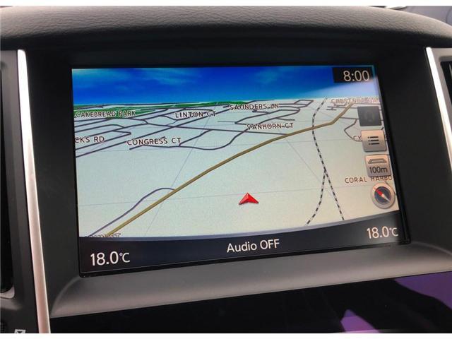 2017 Infiniti Q50 SPORT Driver Assist pkg, 360 cam, Blind spot, Adap (Stk: DEMO-H7393) in Thornhill - Image 2 of 4