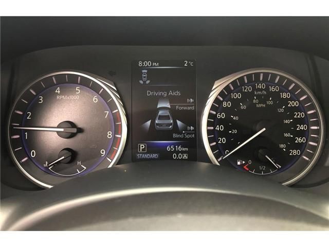 2017 Infiniti Q50 SPORT Driver Assist pkg, 360 cam, Blind spot, Adap (Stk: DEMO-H7393) in Thornhill - Image 4 of 4