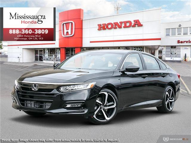 2019 Honda Accord Sport 1.5T (Stk: 326039) in Mississauga - Image 1 of 23