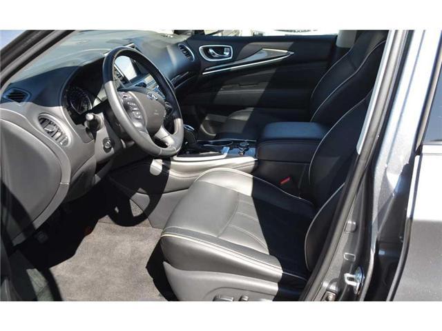 2018 Infiniti QX60 Driver Assist pkg, Navi, Blind spot, Adaptive cru (Stk: DEMO-H7957) in Thornhill - Image 10 of 18