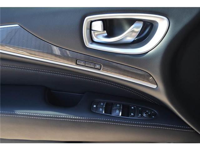 2018 Infiniti QX60 Driver Assist pkg, Navi, Blind spot, Adaptive cru (Stk: DEMO-H7957) in Thornhill - Image 14 of 18