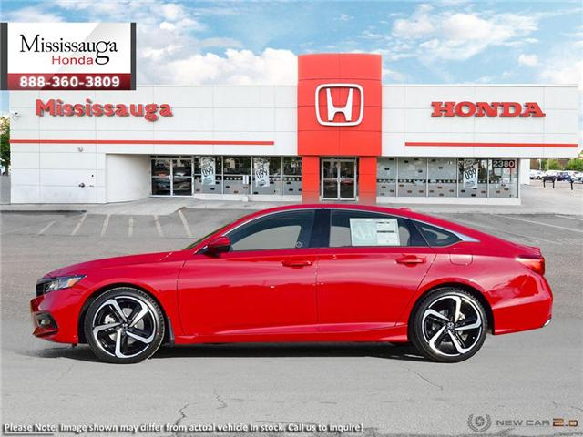 2019 Honda Accord Sport 1.5T (Stk: 325868) in Mississauga - Image 3 of 23