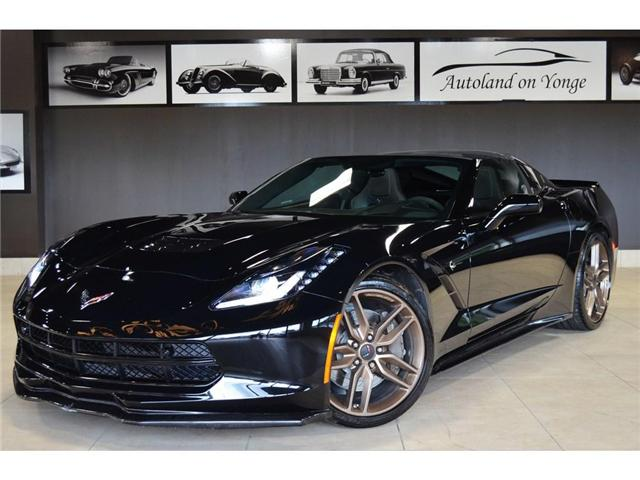 2017 Chevrolet Corvette Stingray Z51 (Stk: AUTOLAND-CA0376) in Thornhill - Image 1 of 30
