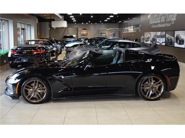 2017 Chevrolet Corvette Stingray Z51 (Stk: AUTOLAND-CA0376) in Thornhill - Image 12 of 30