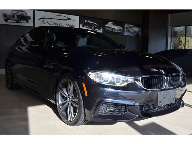 2016 BMW 435i xDrive Gran Coupe (Stk: AUTOLAND-C35120) in Thornhill - Image 10 of 30