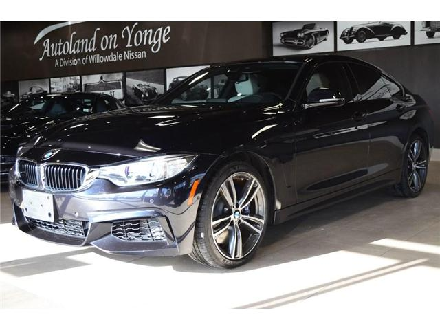 2016 BMW 435i xDrive Gran Coupe (Stk: AUTOLAND-C35120) in Thornhill - Image 12 of 30