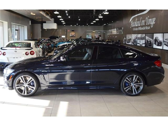 2016 BMW 435i xDrive Gran Coupe (Stk: AUTOLAND-C35120) in Thornhill - Image 13 of 30