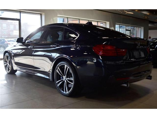 2016 BMW 435i xDrive Gran Coupe (Stk: AUTOLAND-C35120) in Thornhill - Image 14 of 30