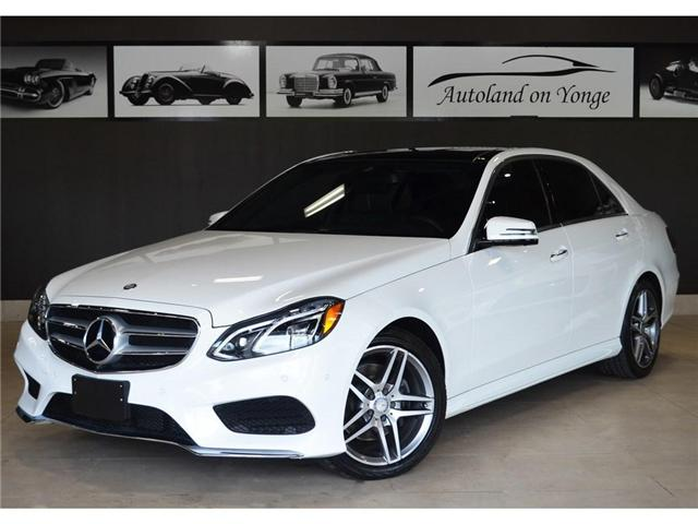 2016 Mercedes-Benz E-Class Base (Stk: AUTOLAND-CA0346) in Thornhill - Image 1 of 30