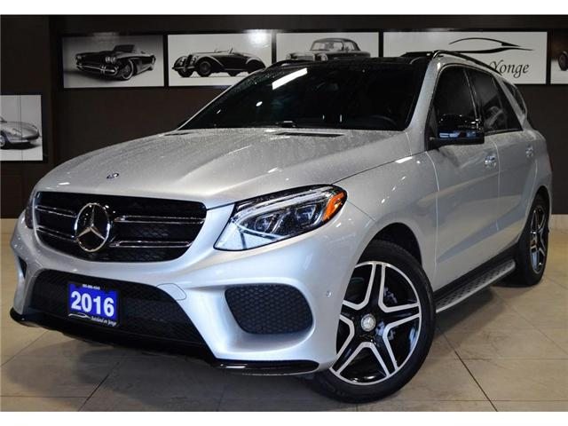 2016 Mercedes-Benz GLE-Class Base (Stk: AUTOLAND-CA0379) in Thornhill - Image 1 of 30