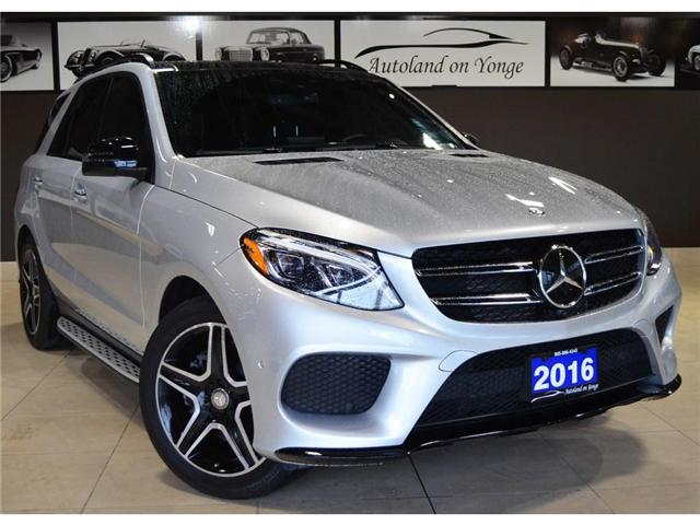2016 Mercedes-Benz GLE-Class Base (Stk: AUTOLAND-CA0379) in Thornhill - Image 2 of 30