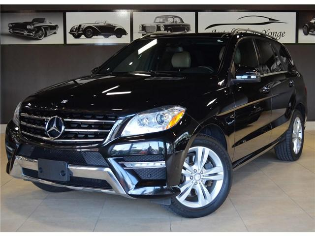 2012 Mercedes-Benz M-Class Base (Stk: AUTOLAND-CA0342A) in Thornhill - Image 1 of 30