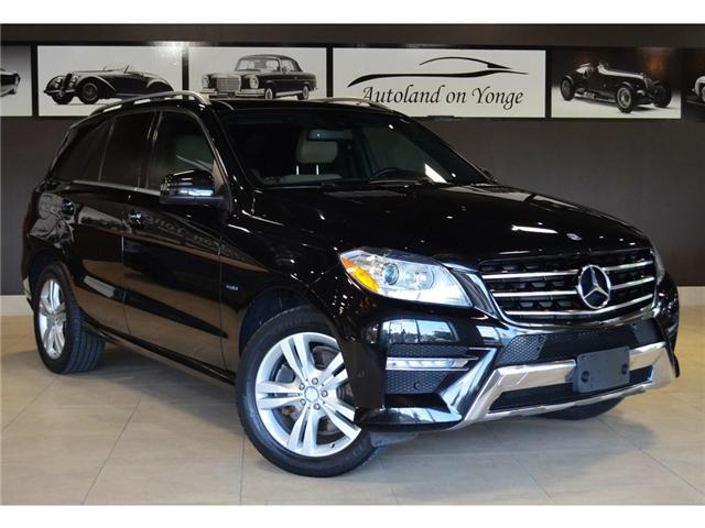 2012 Mercedes-Benz M-Class Base (Stk: AUTOLAND-CA0342A) in Thornhill - Image 2 of 30