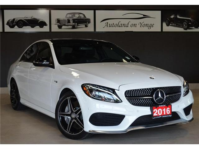 2016 Mercedes-Benz C-Class Base (Stk: AUTOLAND-CA0362) in Thornhill - Image 2 of 30