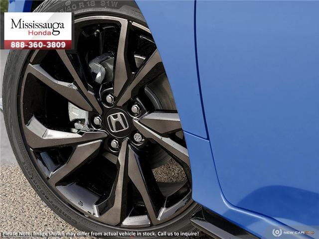 2019 Honda Civic Sport Touring (Stk: 326092) in Mississauga - Image 8 of 22