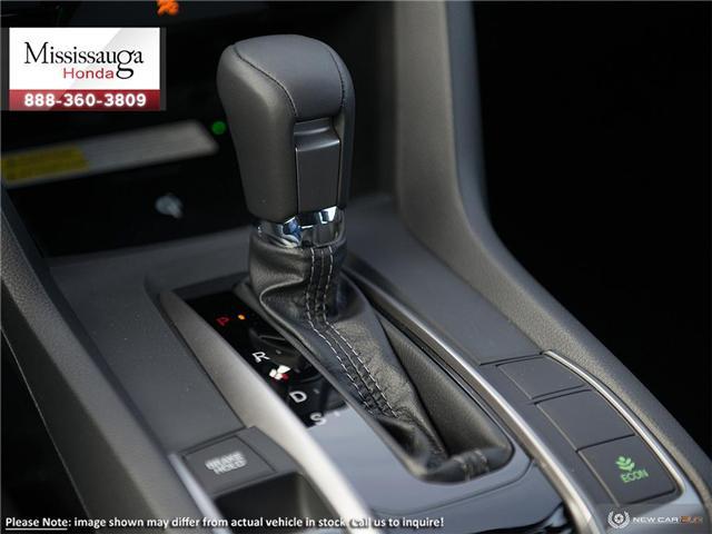 2019 Honda Civic Sport Touring (Stk: 326092) in Mississauga - Image 17 of 22