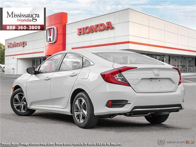 2019 Honda Civic LX (Stk: 325549) in Mississauga - Image 4 of 23